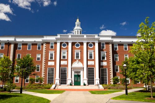Harvard has so many rich kids so it can avoid 'financial pressure' on the school: testimony