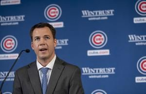 Carter Hawkins joins Chicago Cubs as new general manager