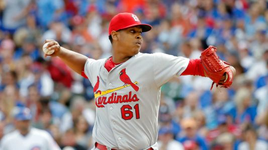Alex Reyes to join Cardinals rotation upon recovery from Tommy John surgery