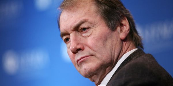 Charlie Rose loses prestigious Walter Cronkite journalism award over sexual harassment allegations