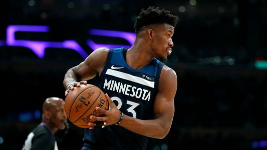 Jimmy Butler challenges Clippers' Lou Williams to 1-on-1 after tweet feud