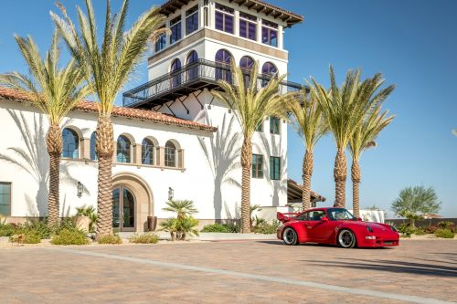 Take a look inside one of the most exclusive racing clubs in the world