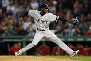 AP source: Yanks' Germán checked for alleged home incident