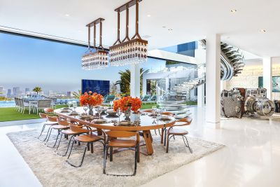 Take a Tour of the Most Expensive Home for Sale in the U.S