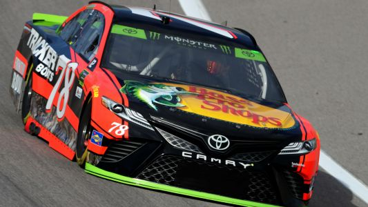NASCAR at Kansas: Live updates, highlights from Hollywood Casino 400