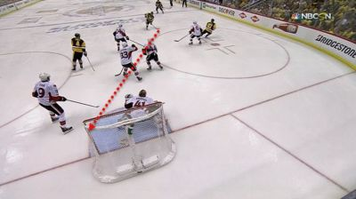 The Pittsburgh Penguins earn trip to the Stanley Cup Final with a double-overtime goal