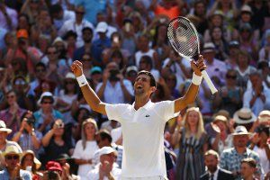Djokovic wins 4th Wimbledon, beats former Illini star Anderson