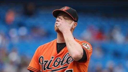 Orioles' Alex Cobb on falling to 2-13: 'It's sickening'