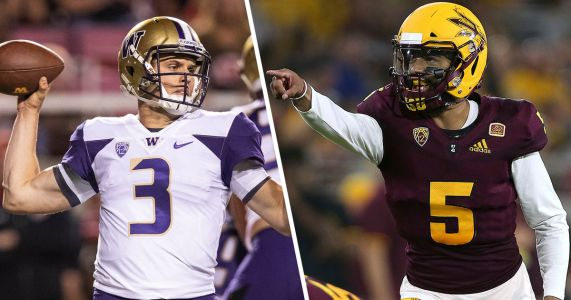 Huskies GameCenter: Live updates, how to watch, stream, listen to No. 10 UW vs. Arizona State