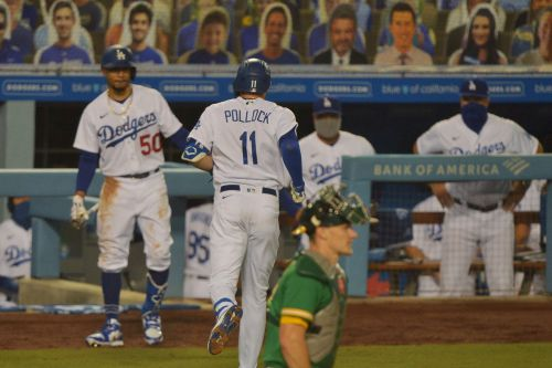 Bizarre circumstance creates big Dodgers' advantage over Rays