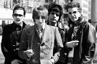 The punk band that made Patti Smith turn up her nose