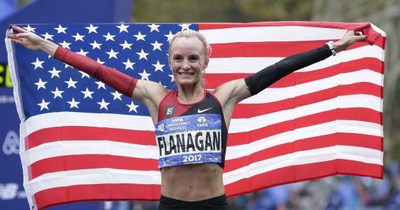 American Shalane Flanagan to defend NYC Marathon title