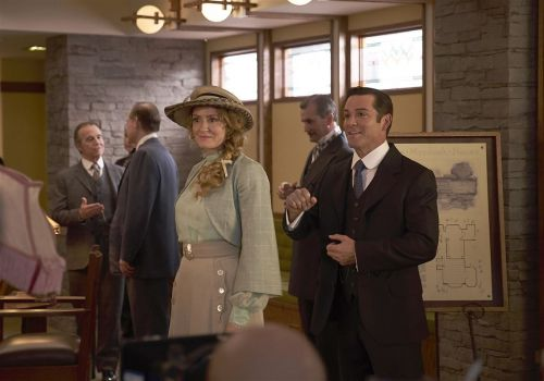 Tuned In: 'Artful Detective' returns, retitled 'Murdoch Mysteries'