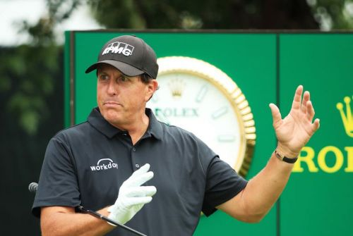 Phil Mickelson looks a lot different after losing a ton of weight that started with a 'hard reset' and a 6-day fast