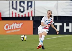 US Soccer's Young Player of the Year works back from injury