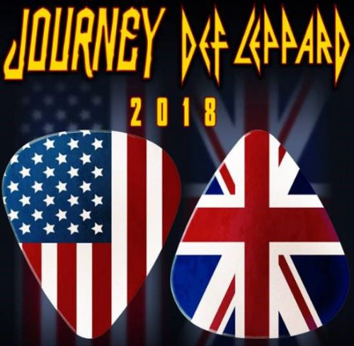 Journey and Def Leppard to play in Des Moines