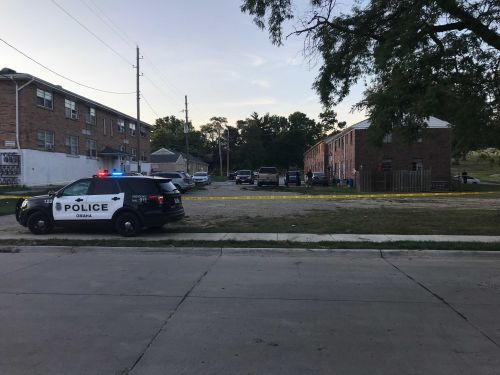 Man critically hurt in shooting near Fontenelle Park
