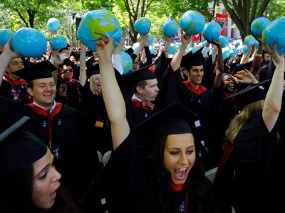 From salaries to politics, here's a look at the Harvard graduating class of 2017