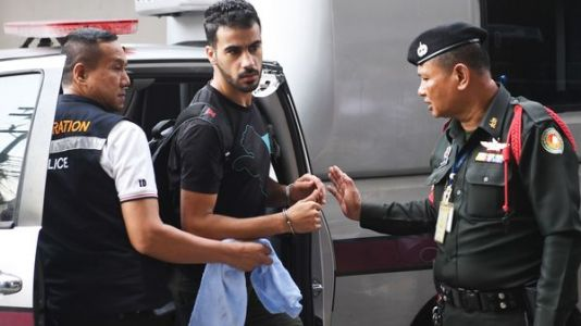 Ex-Bahrain Soccer Pro Awaits His Fate In A Thai Prison
