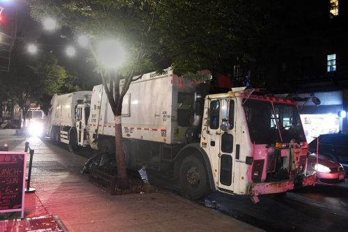 East Villagers say garbage trucks, trash is driving up crime