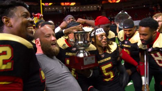 Barnstormers blow out Nebraska, advance to United Bowl