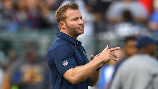 Rams coach Sean McVay admits to stealing plays from Andy Reid's Chiefs