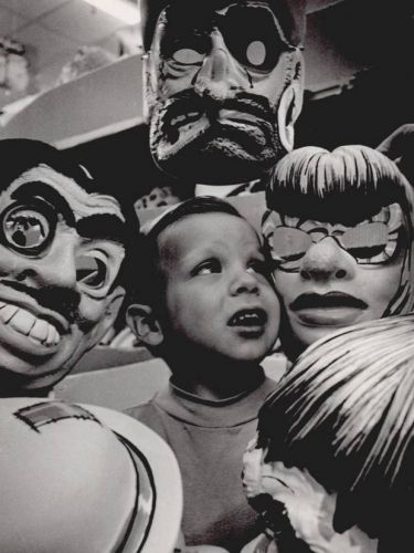 Faces of the past: Halloween unmasked