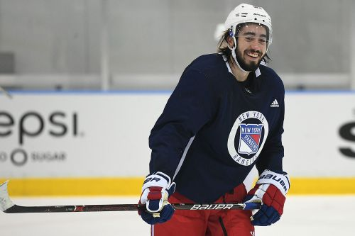 Rangers' European players all back in New York ahead of training camp