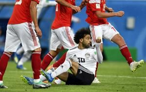 Egypt to complain about match officials in World Cup loss