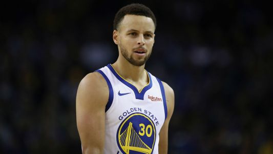 Warriors' Stephen Curry interviews retired NASA astronaut, apologizes for moon comments