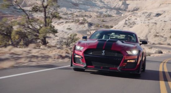 Ford just unleashed the most powerful car in its history - and it's a Mustang