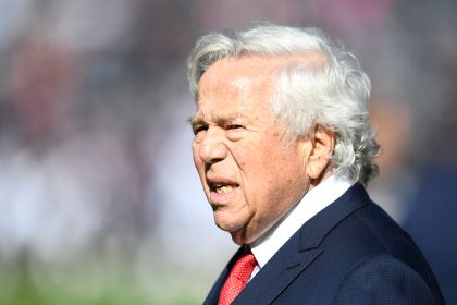 Robert Kraft, Patriots Owner, Charged In Florida Prostitution Bust