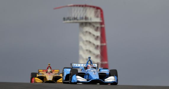 Team Penske's Power to start on pole at IndyCar Classic