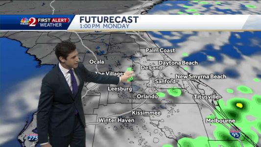 Chicago Weather: Variably cloudy, cold Sunday night