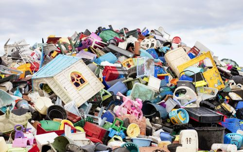 China stops buying world's plastic trash, leaving 120 million tons up for grabs