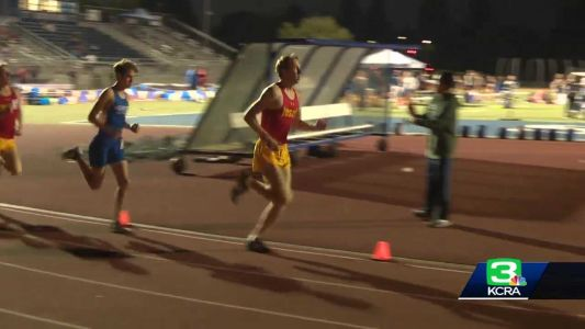 My58 SuperStar: Jesuit HS runner to compete in state meet after claiming national record