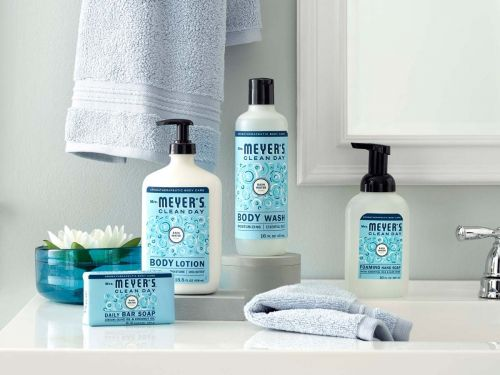Household cleaning brand Mrs. Meyer's has introduced new body-care products into its lineup - here's what to buy