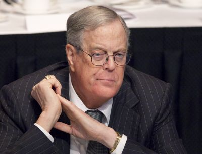 Billionaire Koch brothers promised millions to Republicans who helped sink 'Trumpcare' - and they don't like the Senate version either