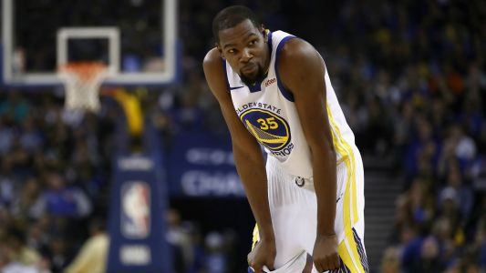 Kevin Durant provides playoffs warning to inconsistent Warriors