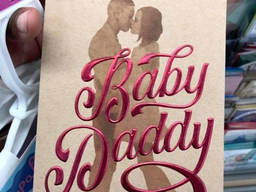 Target apologized for selling 'Baby Daddy' Father's Day cards after customers complained