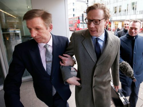 Cambridge Analytica bosses were secretly filmed boasting about how they won Trump the US election
