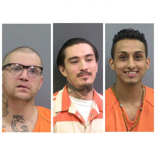 3 inmates still at large after escaping Curry County Detention Center