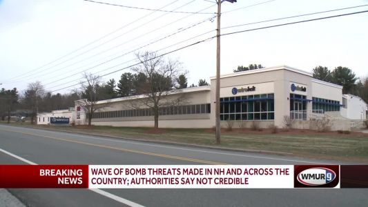 Wave of emailed bomb threats in NH, nationwide not credible, officials say