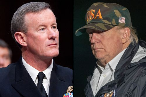 Trump blasts ex-Navy SEAL who led bin Laden raid as 'Hillary fan'