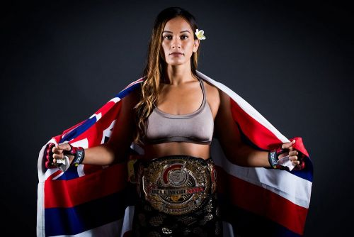 Bellator champ Ilima-Lei Macfarlane outlines plan to control fight-night emotions in Hawaiian headliner