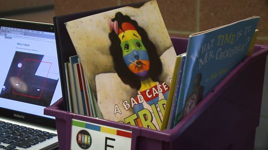 Local program working to put books into the hands of school children across Omaha