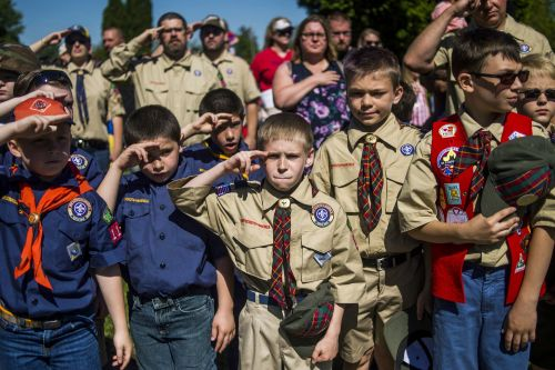 Cub Scout kicked out of den after questioning lawmaker on gun control