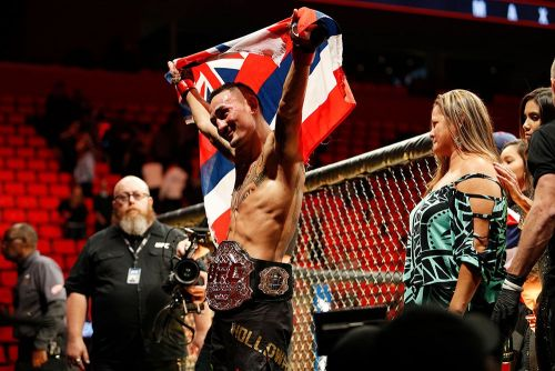 Max Holloway vs. Brian Ortega title fight in the works for UFC 226 in Las Vegas