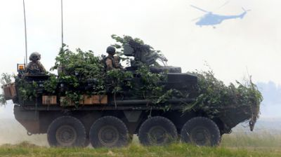 'NATO buildup on Russian borders erodes global security' - Moscow