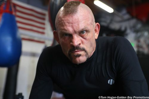 Golden Boy lowers pay-per-view price for Saturday's Liddell vs. Ortiz 3